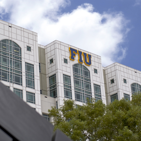 About FIU building