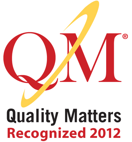 QM Certified Courses 2012