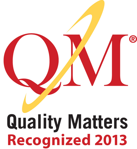 Qm Certified courses 2013