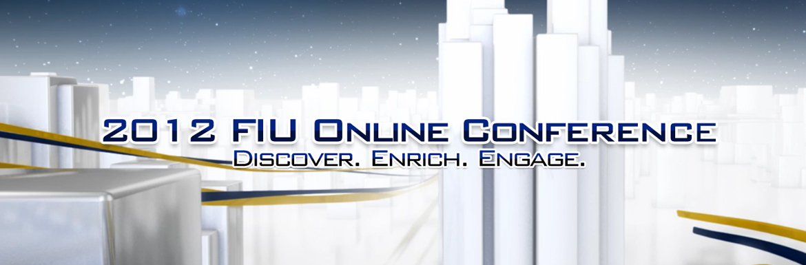 2012 FIU Online Conference