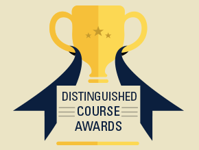 Distinguished Course Awards