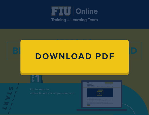Download pdf with Teaching and learning background